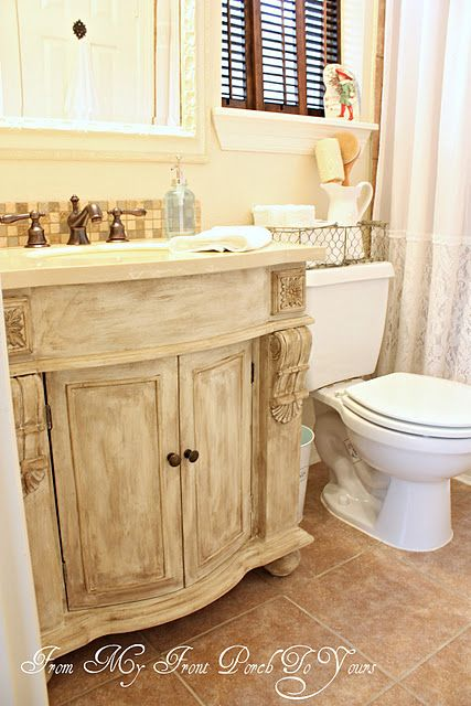 bath vanity painted with chalk paint decorative paint by annie sloan