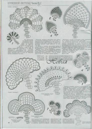 irish crochet motifs - Ирландское кружево - NAN - Picasa-Webalben