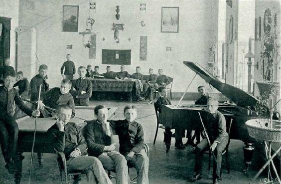 Schools of the past
