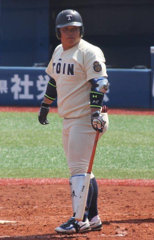 桐蔭横浜大学 渡部健人選手 | 野球選手, 野球カード, 選手