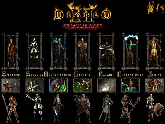 Character Design Classes In Nyc : Diablo ii the barbarians and o jays on pinterest
