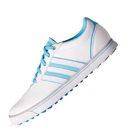 22++ Adidas golf shoes white blue info