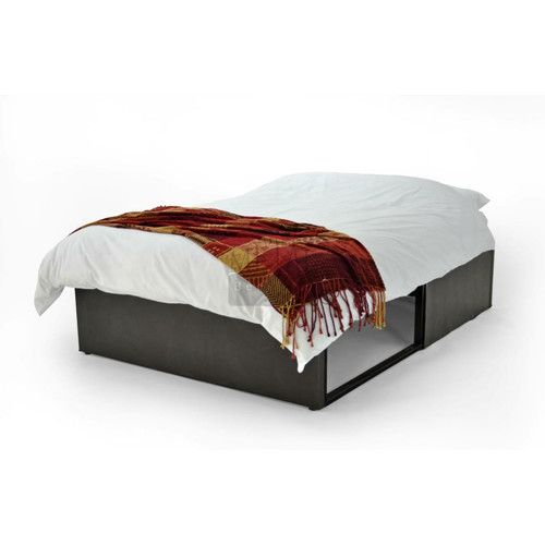 Found it at Wayfair.co.uk - Bottomless Single Upholstered Storage Bed