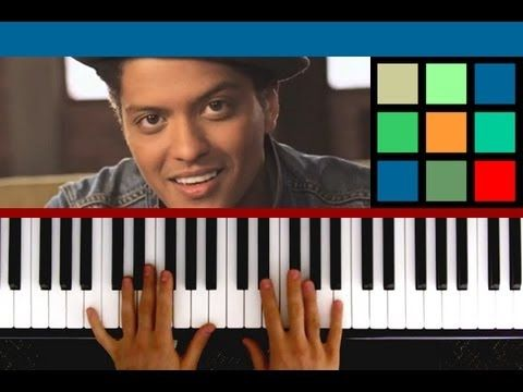 Piano mars you sheet are free the just download bruno way