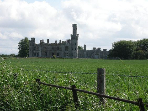 Duckett's Grove dominated the landscape of the area for hundreds of years…