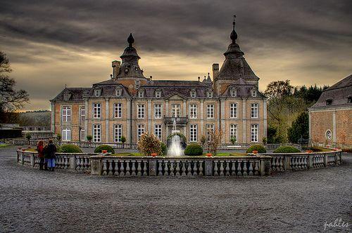 ♕ Modave Castle