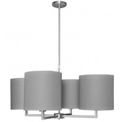 Lampa wisząca BOSTON 25x25cm
