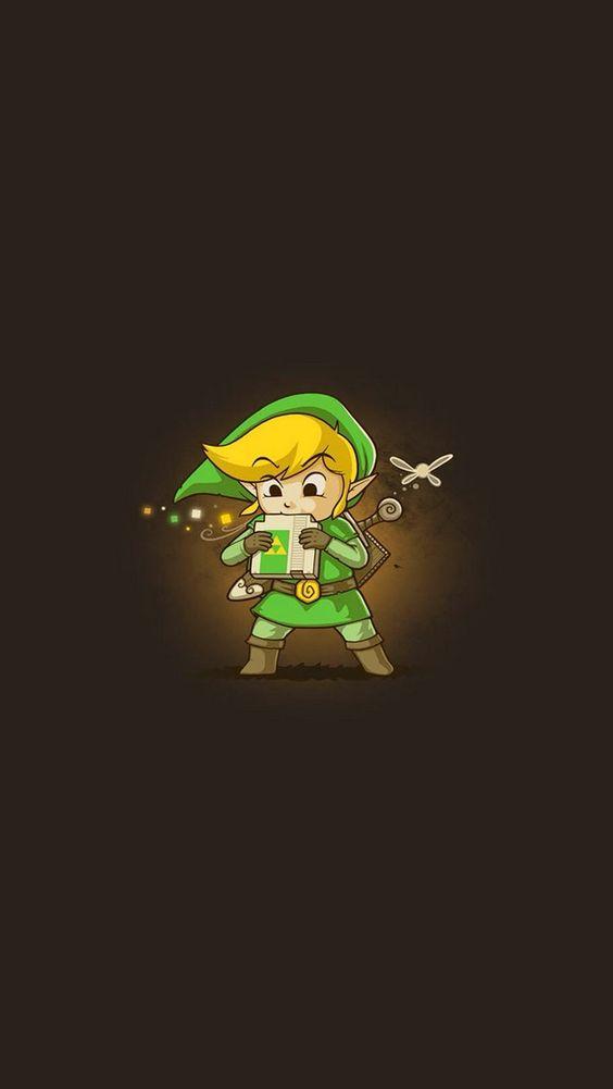 Cartoon, Zelda and iPhone wallpapers on Pinterest