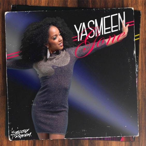 Yasmeen – Gone (single cover art)