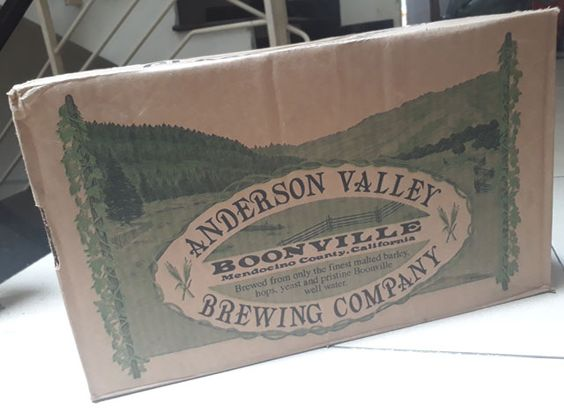 Bia Anderson Valley Heelch O'Hops 8,7% - Chai 330ml