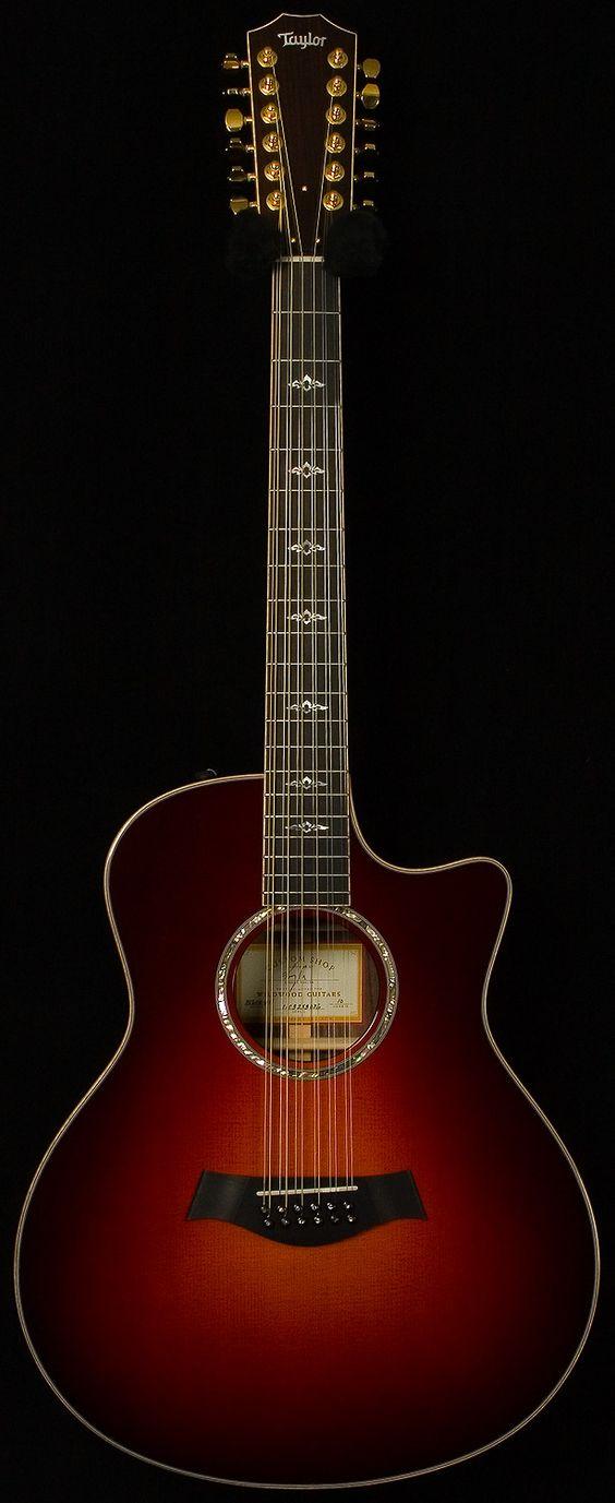 taylor - wildwood cv 856 ce12-string