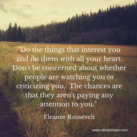 Wisdom from Eleanor Roosevelt and free quote printables.