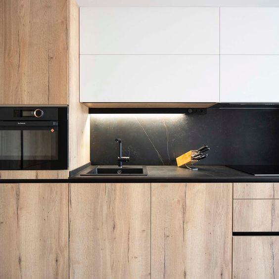 2020 Trends: Kitchens in Black