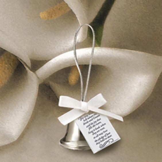 Silver Kissing Bells 328 4671 Silver Kissing Bells Wholesale Wedding Supplies Discount