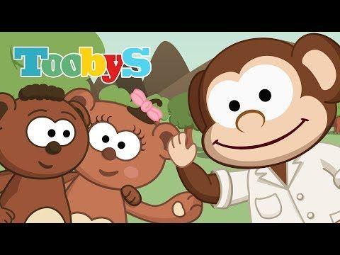 Canzone Per Salutare Filastrocche Per I Bambini Toobys