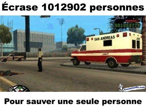Logique de GTA