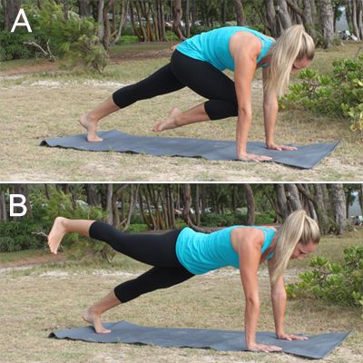 10 Crunch-Free Moves for Killer Abs