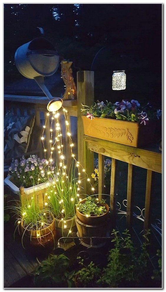 Unique Backyard Solar Lighting Ideas Backyard Solar Lights Fairy Lights Solar Lights