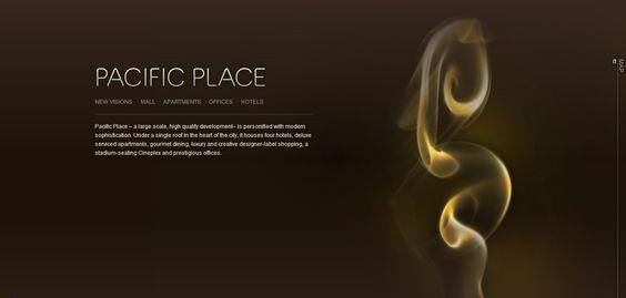 [PEGGY]太古廣場 http://www.pacificplace.com.hk/en/  夢幻的煙霧瀰漫設計,旁邊有個map連結,效果的呈現也非常特殊