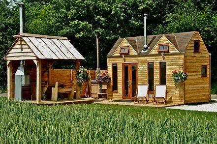 Des maisons anglaises sont beaucoup plus accessibles qu'en France... Certaines ne coûtent que 20 000 livres !