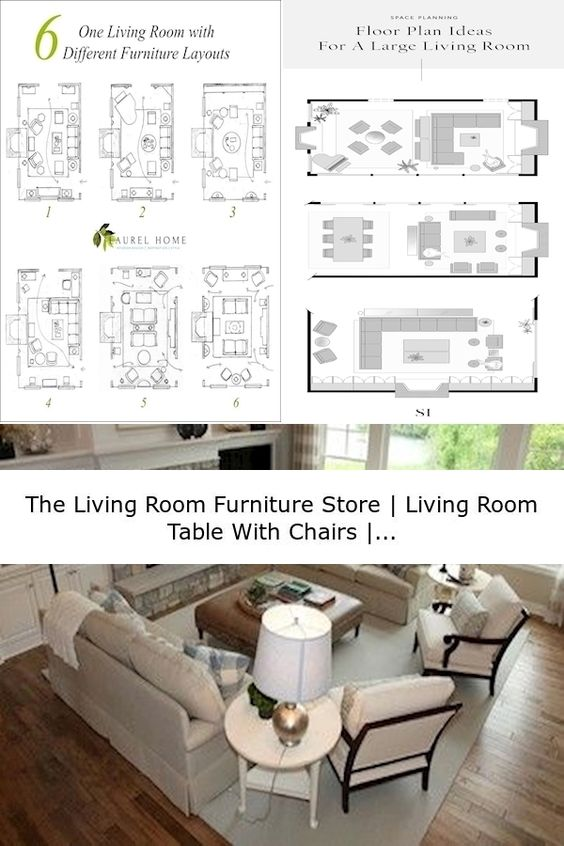 The Living Room Furniture Store Living Room Table With Chairs Lounge Room Chairs In 2020 Open Living Room Design Living Room Furniture Living Room Furniture Layout