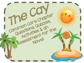 book report on the cay