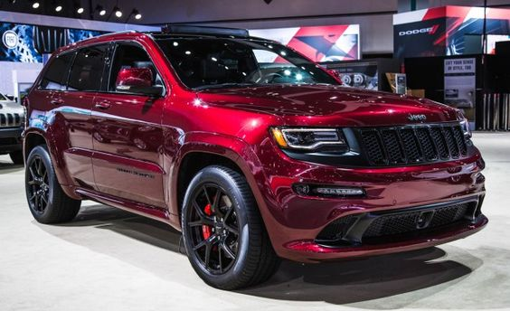 The color most often associated with the coming of night is black, but for Jeep, evidently, it's red—Velvet Red. That is, unless it's Billet Silver or Granite Crystal. Those are the three colors offered on the new Jeep Grand Cherokee SRT Night, a special-edition model that's making its debut at the L.A. auto show. The […]