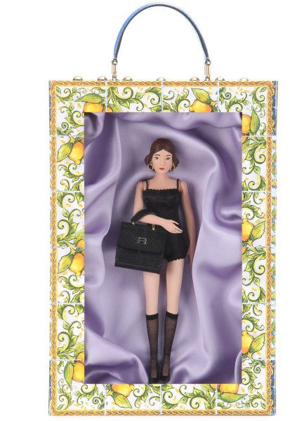 Dolce & Gabbana | Multicolor Concetta Ceramic Doll | Lyst