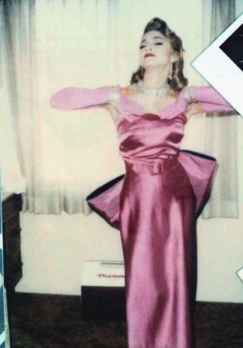 Pud Whacker S Madonna Scrapbook Tumblr Madonna Material Girl