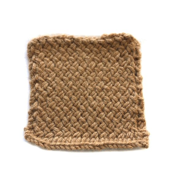 Wicker Stitch   Knit Pattern