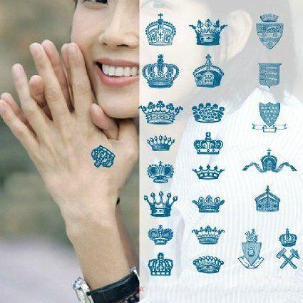 Amazon.com : Various Queen King Crown Finger Hand ...