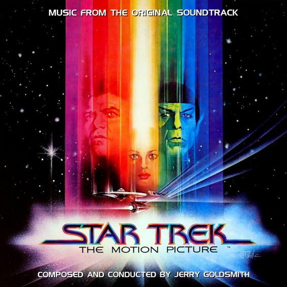 ''Star Trek The Motion Picture'' - 1979 - Jerry Goldsmith
