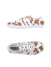 ADIDAS ORIGINALS by JEREMY SCOTT X EASON CHAN - Low Sneakers & Tennisschuhe