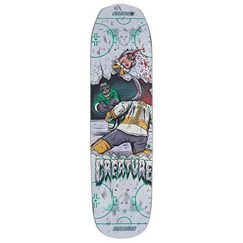 Creature Slapshot Everslick Skateboard Deck 8 35 Creature Skateboards Skateboard Skateboard Decks
