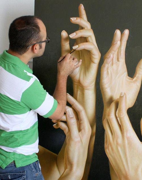 Artista Omar Ortiz