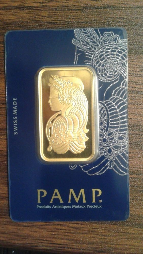 1 Oz Pamp Suisse Lady Fortuna Platinum Bar 9995 Fine In Assay Pure Products Pure Gold Fortuna