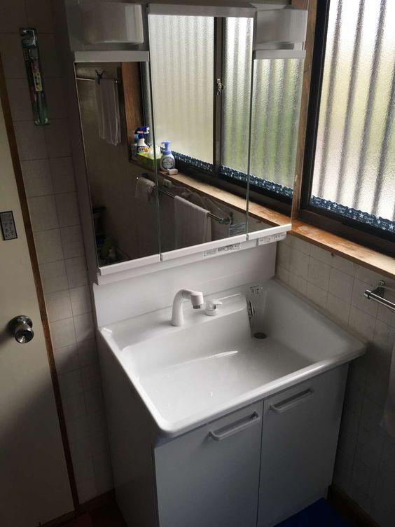 変えますか 変えませんか 洗面台 トイレ 洗面化粧台