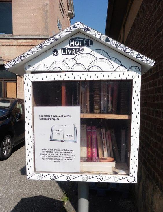 boîte à livres Floreffe 3