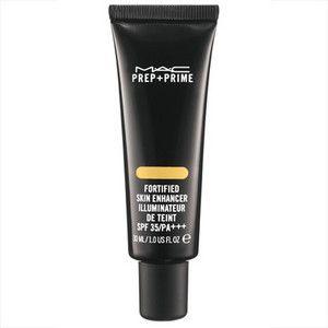 MAC - Prep + Prime Fortified Skin Enhancer SPF 35, hat massig AOX und Feuchthaltemittel