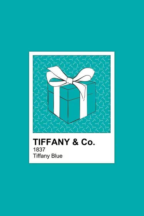 Tiffany Blue Pantone Canvas Art By Martina Pavlova Icanvas In 2021 Canvas Wall Art Canvas Art Prints Tiffany Blue
