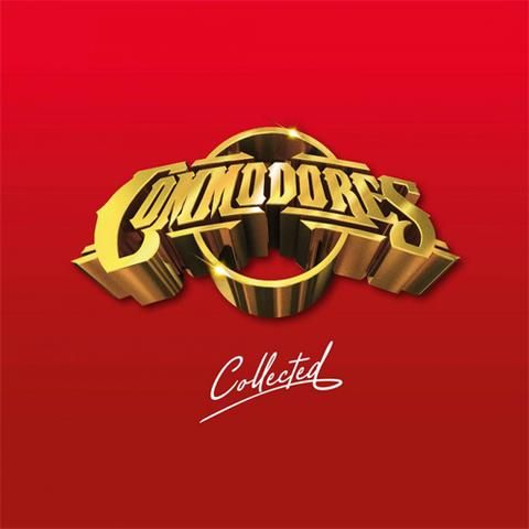 Commodores Collected Numbered Limited Edition Colored 180g Vinyl 2lp Commodores Vinyl Music Vinyl