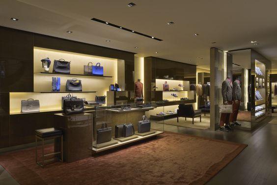 The new Fendi boutique in London