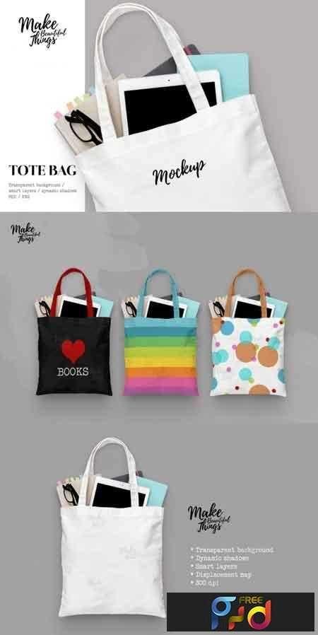 1807215 Isolated Tote Bag Mockup 7012 2676748 Freepsdvn Bag Mockup Bags Tote