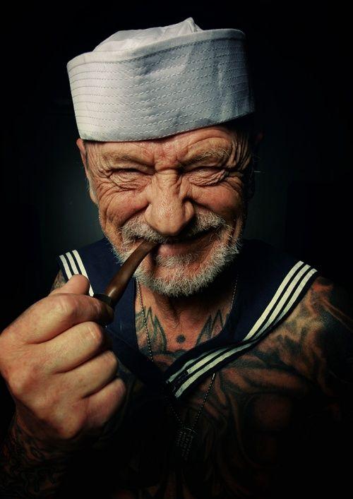 sailor Papai