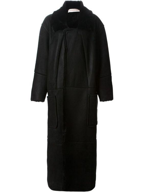 Women - A.F.Vandevorst 'Myth' Long Coat - A.F. Vandevorst Shop