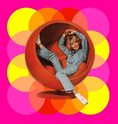 70年代デザインの画像