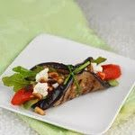 Alternative Appetizers : 4 Eggplant Recipes