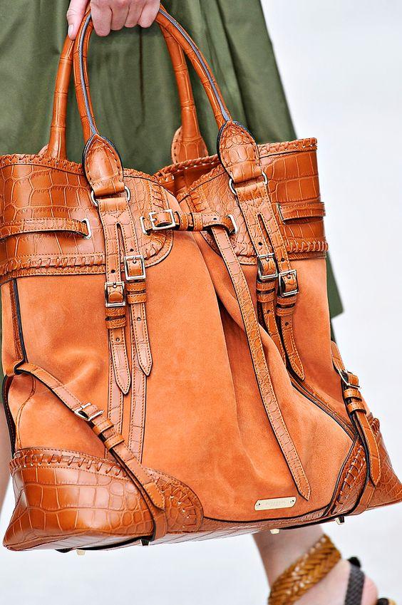 Satchel.: Coach Purse, Fashion Style, Orange Purse