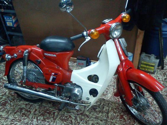 Honda econopower C90