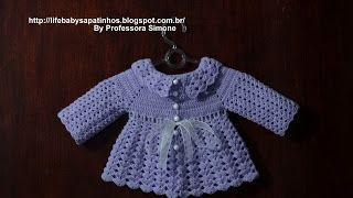 Sapatinhos Para Bebê - Life Baby: casaquinho para bebê
